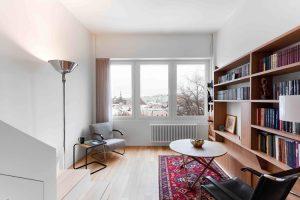 Mẫu thiết kế căn hộ dành cho người độc thân 27