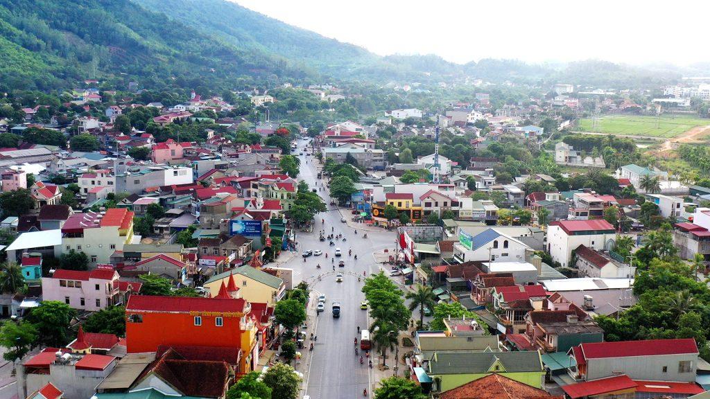 Thị trường bất động sản Thái Hòa đang là điểm đến hấp dẫn thu hút các nhà doanh nghiệp và nhà đầu tư